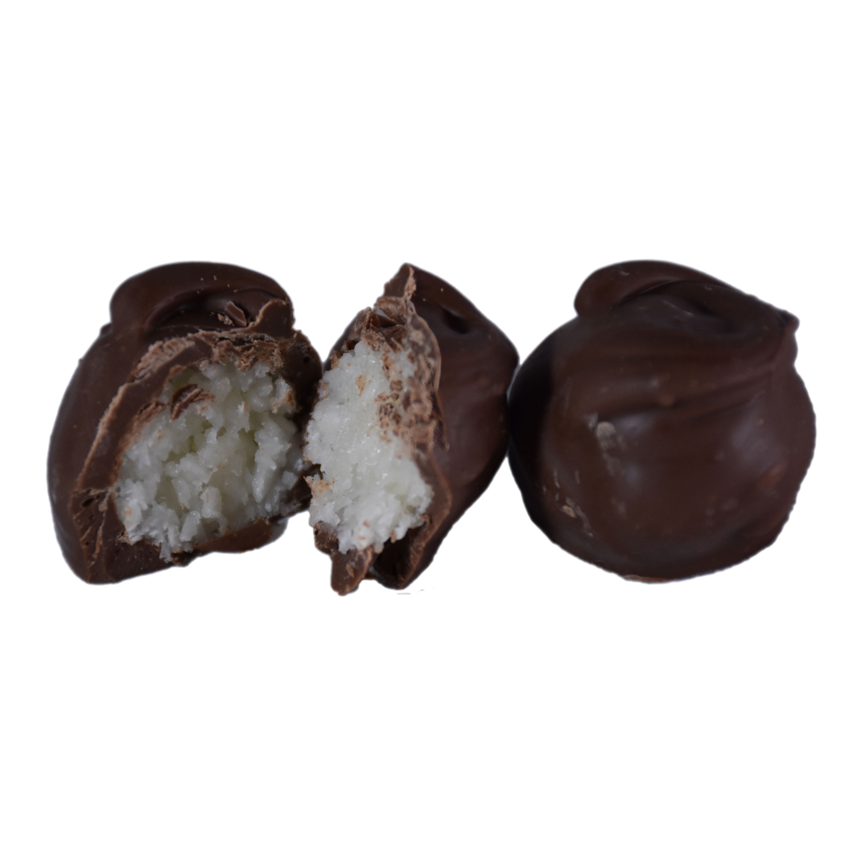 Chocolate Coconut Creams Dunmore Candy Kitchen: Olympia Candy Kitchen